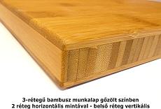Bambusz munkalap