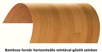 Bambusz furnér