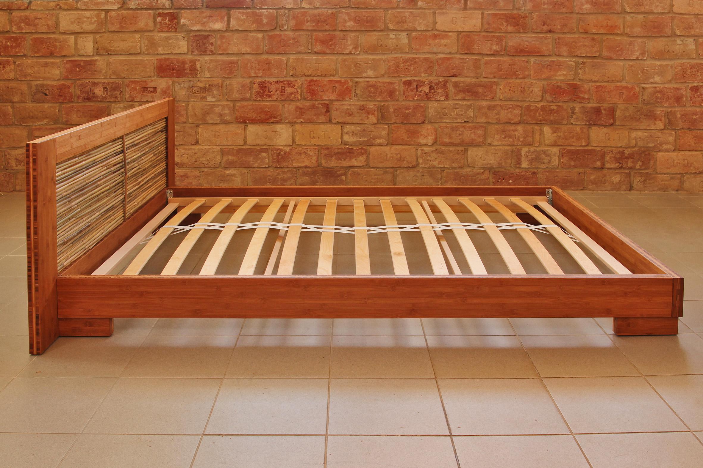 Spun bambusz ágy