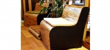 Bent bambusz fotel és bárszék