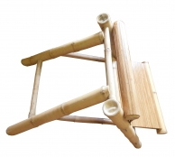 Afrika bambusz fotel