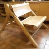 AFRICA-2 - bambuszrúd fotel, natúr